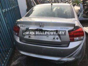 HONDA CITY 2009 TMO REAR CUT HALFCUT