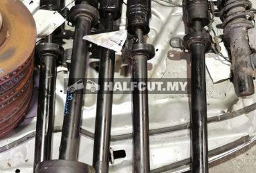 Audi Q7 Diesel 3.0 petrol 3.6 / 4.2 long shaft