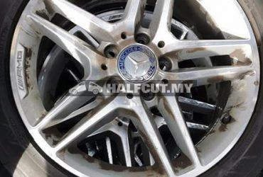 Mercedes Benz AMG, OZ, sport technic, m Sport, sport rim