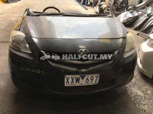 TOYOTA VIOS NCP93 FRONT CUT