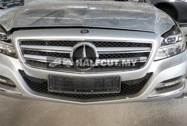Mercedes Benz CLS W218 HalfCut 350 front cut, rear cut