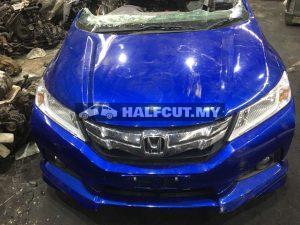 HONDA CITY 2014 T9A FRT CUT 1.5 AUTO & BODY PARTS HALFCUT