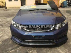 HONDA CIVIC TRO 1.8CC PUSH STAR HALFCUT