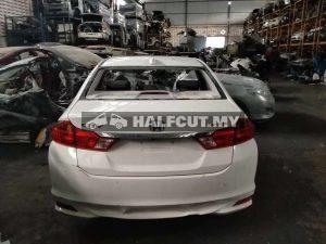 HONDA CITY T9A REAR CUT WITH ROOF