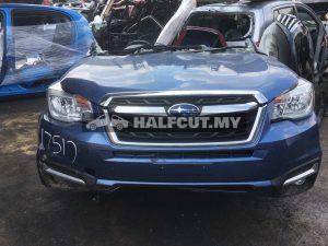 Subaru Forester HALFCUT