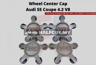 Audi S5 Coupe 4.2 V8 Wheel Center Cap