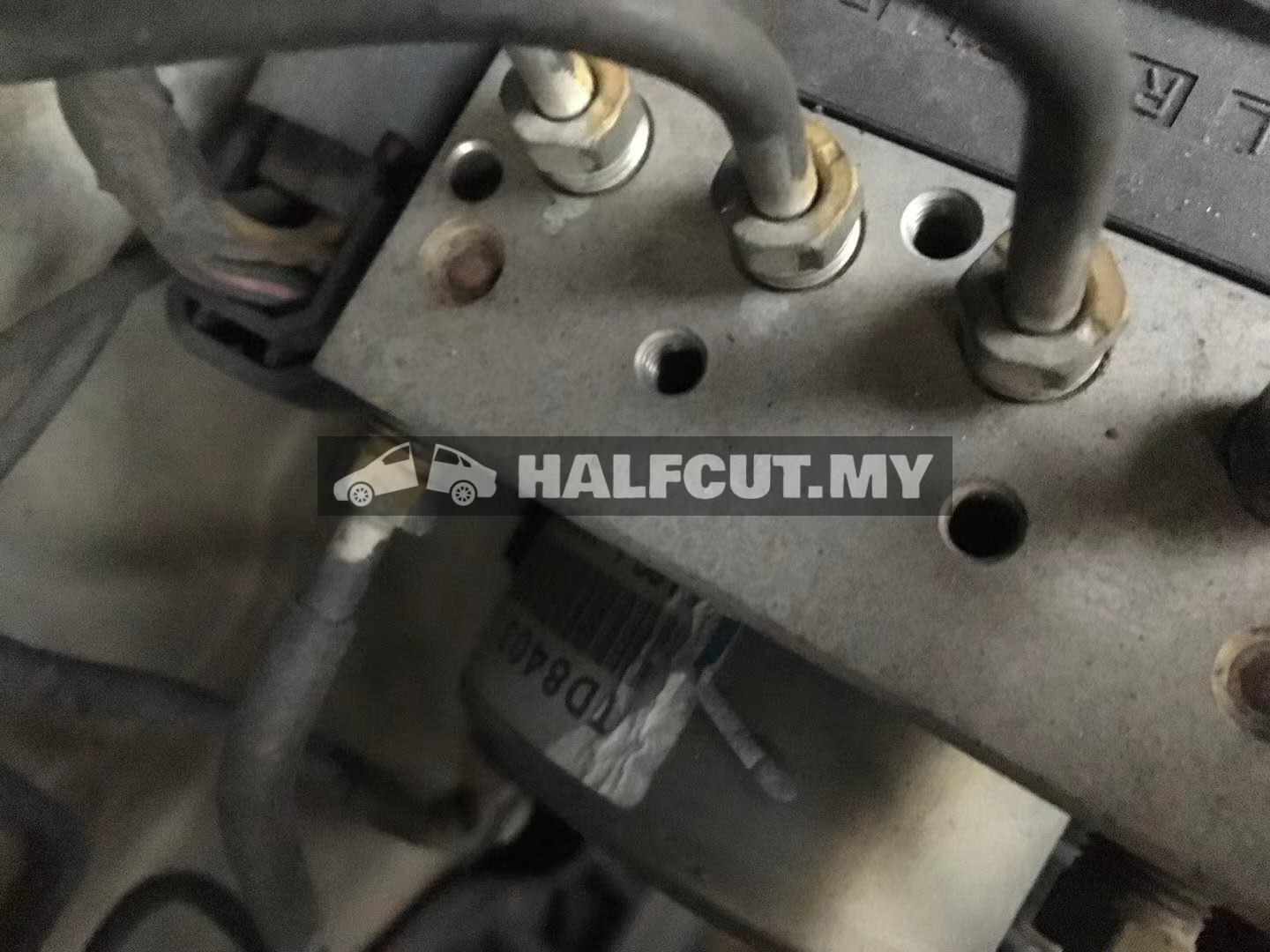 NISSAN GRAND LIVINA IMPUL FRONT CUT AND REAR CUT