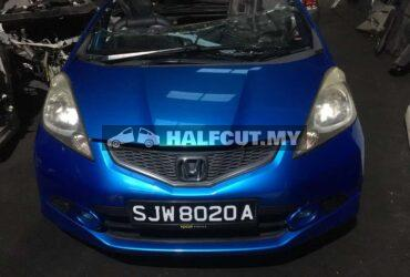 HONDA JAZZ TFO FRONT CUT WITH MOON ROOF