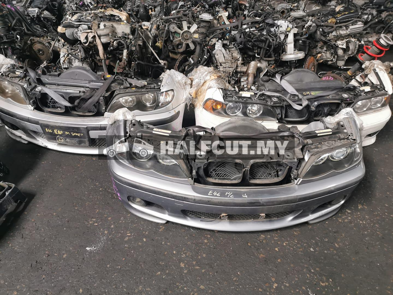 BMW e46 m-sport nosecut x2pcs e39 m-sport nose cut