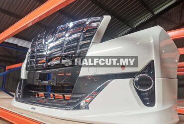 Toyota Alphard AGH30 Front bumper ori (MODELLISTA)