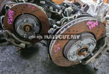 Toyota Alphard AGH30 2.5 front & rear suspension