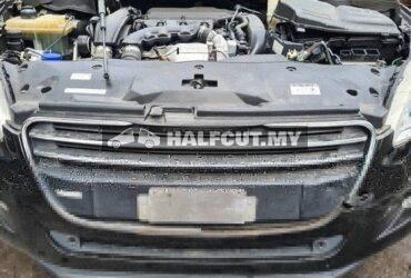 Peugeot 508 turbo halfcut