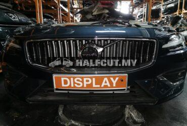 Volvo s60 halfcut 2.0 2019y new model, half cut
