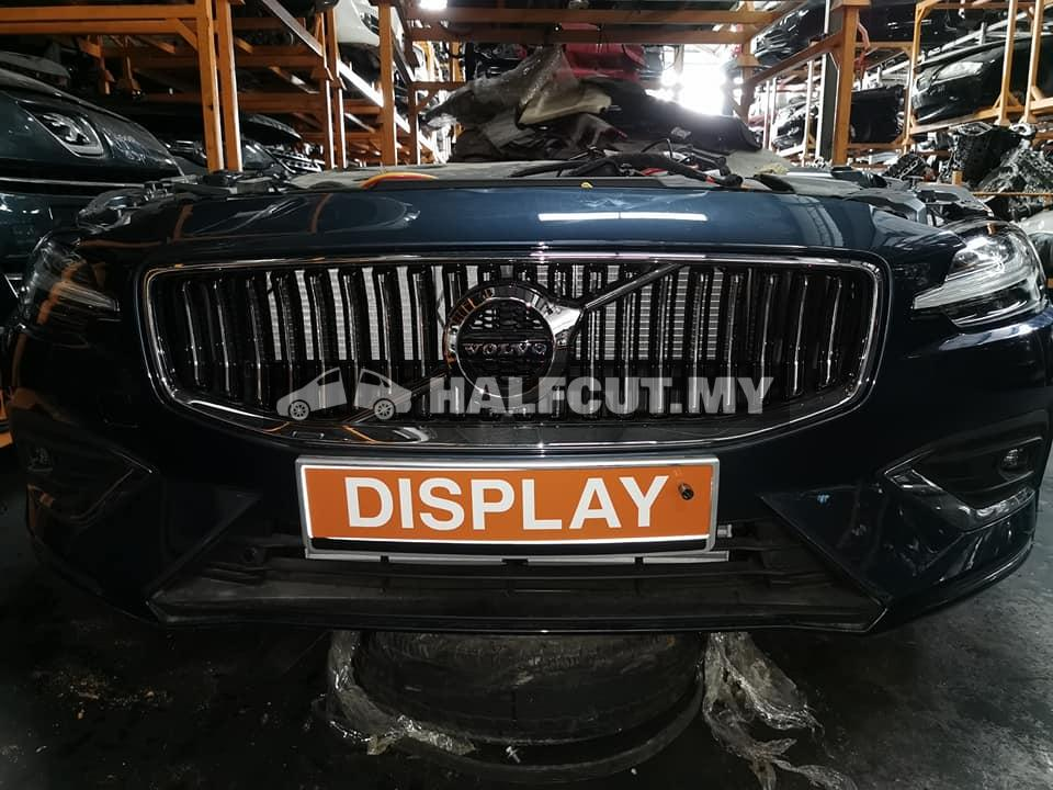 Volvo s60 halfcut 2.0 2019y new model, half cut