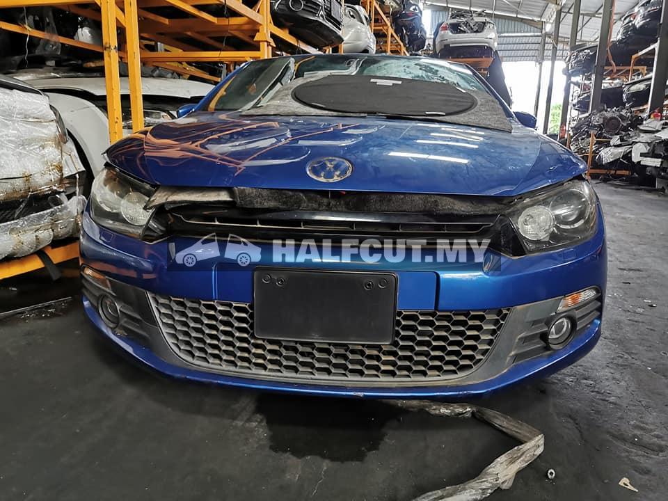 VOLKSWAGEN VW Scirocco 1.4 turbo half cut ckd