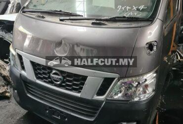 Nissan Urvan E26 halfcut CKD