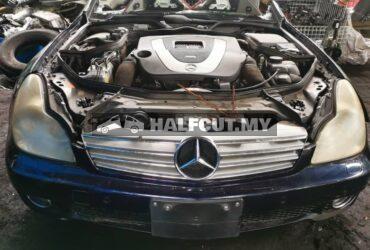 MERCEDES BENZ W219 halfcut CKD