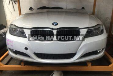 BMW E91 WAGON FRONT CUT HALFCUT NOSECUT