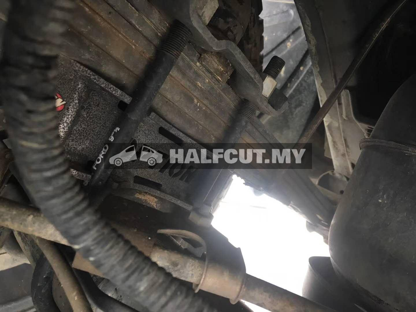 FORD RANGER T6 2.2CC MT 6SPEED 4WD FRONT CUT AND REAR CUT