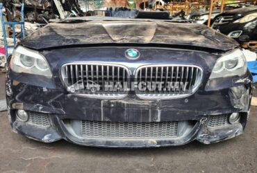 Bmw F10 M-sport N52 3.0 half cut