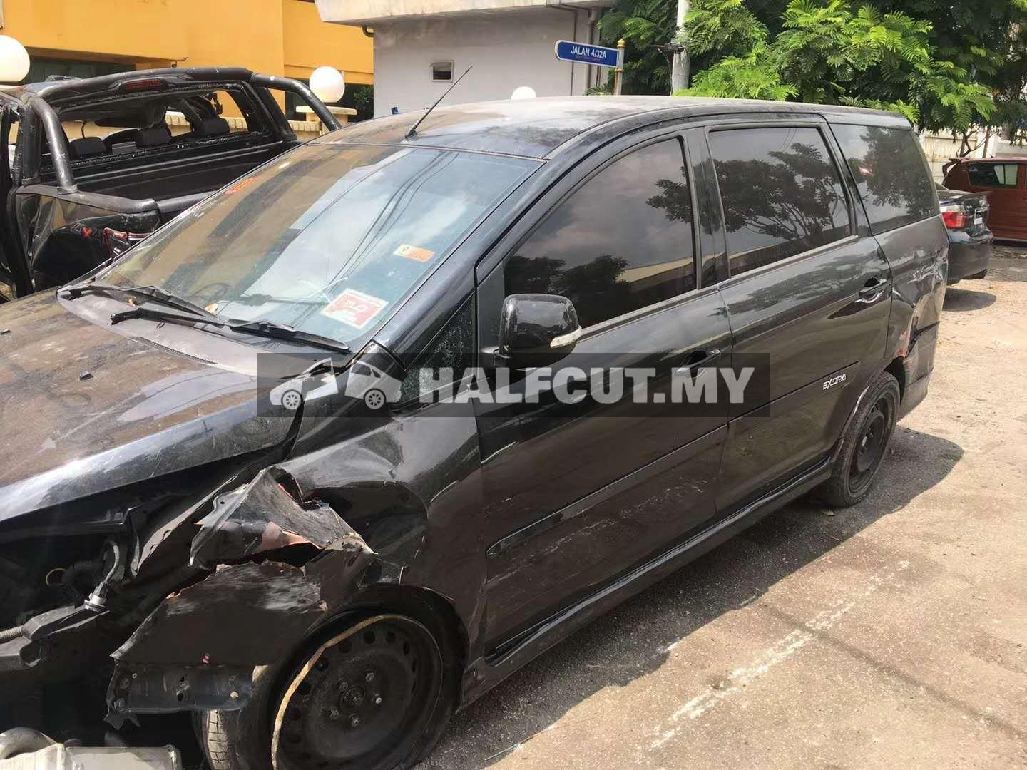 PROTON EXORA TURBO FRONT CUT AND REAR CUT