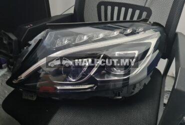 Benz w205 headlamp set