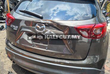 Mazda Cx5 4wd rear cut complete