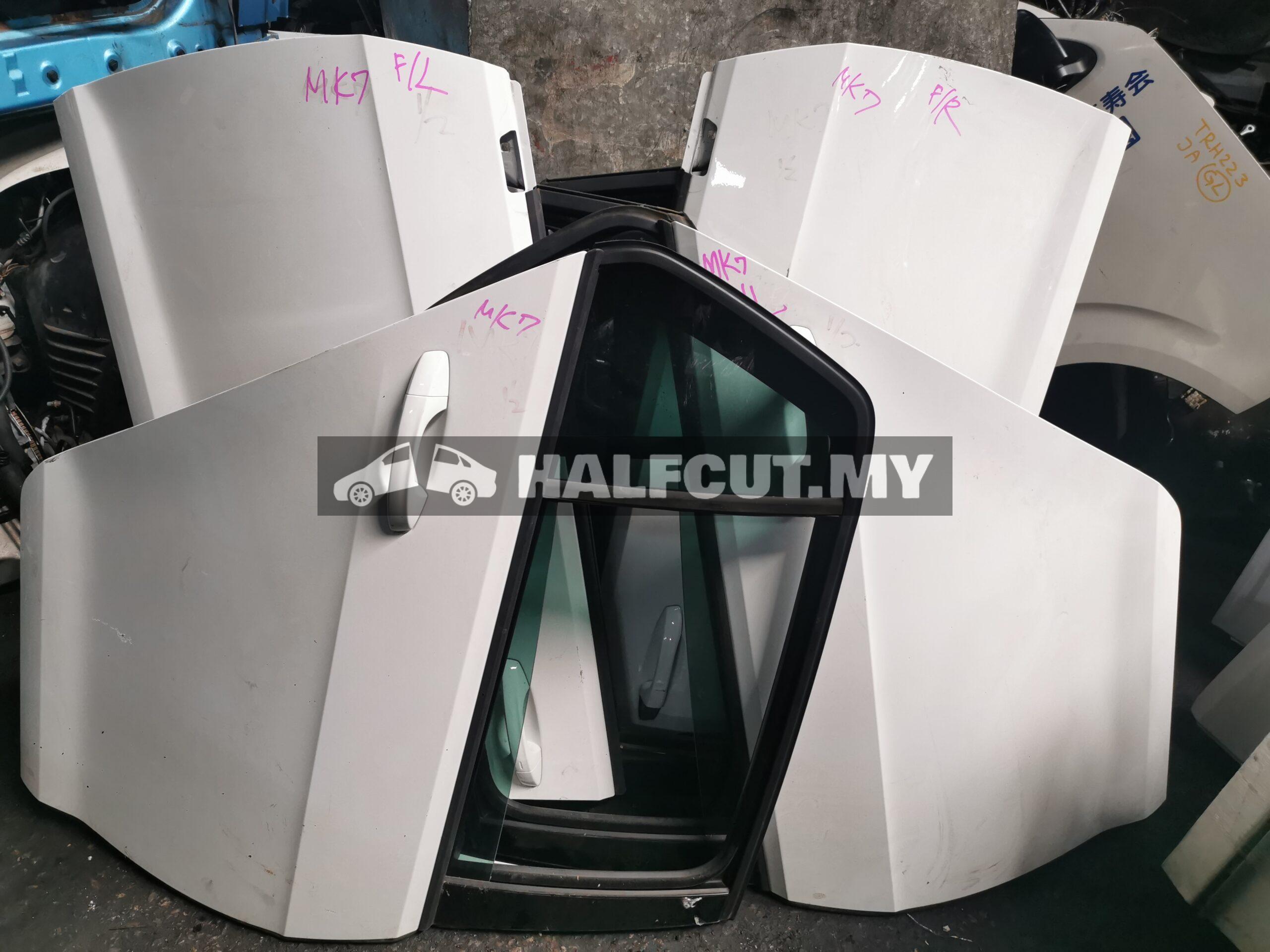 MK7 GTI door set