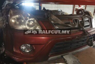CRV s9a facelift nosecut