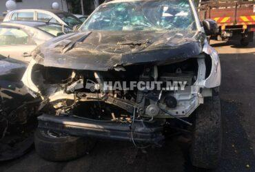 FORD RANGER T6 3.2CC AUTO 4WD (P5AT) FRONT CUT AND REAR CUT