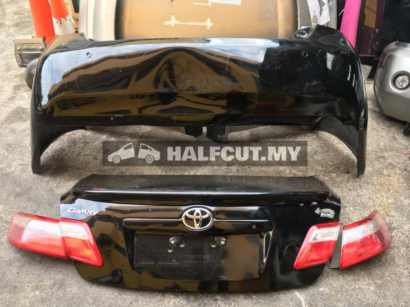 TOYOTA CAMRY ACV40 JAPAN SPEC BODY PARTS REAR AXLE & SMALL PARTS