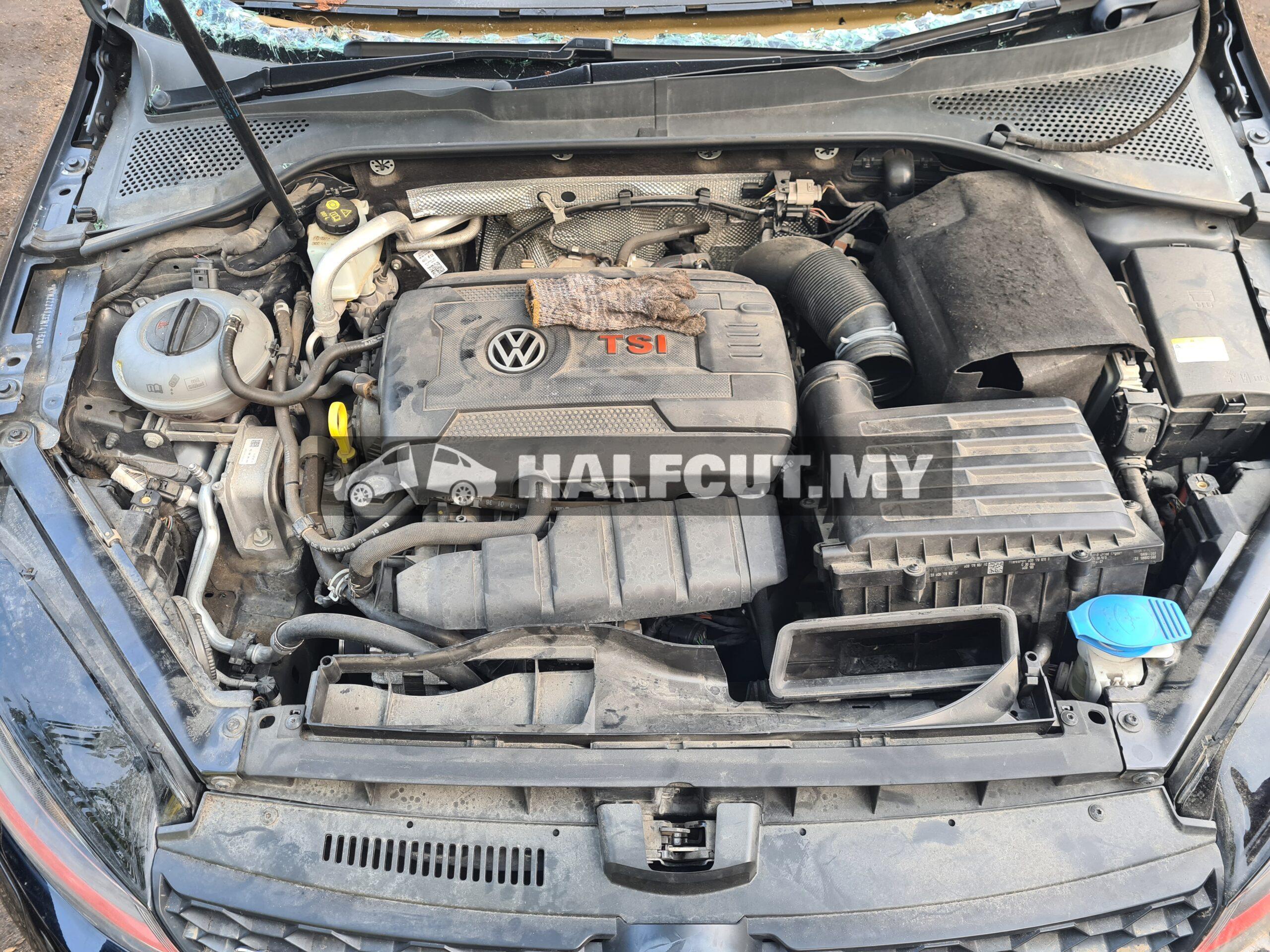 Vw MK7 GTI halfcut CKD