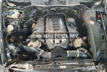Porsche Cayenne 958 halfcut CKD