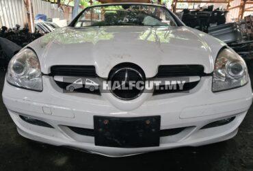 Benz SLK200 w171 halfcut CKD