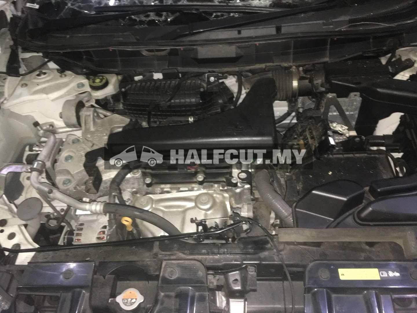 NISSAN X-TRAIL T32 IMPUL 2.0CC AUTO 2WD FRONT CUT AND REAR CUT