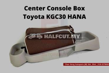 Center Console Box Toyota KGC30 HANA