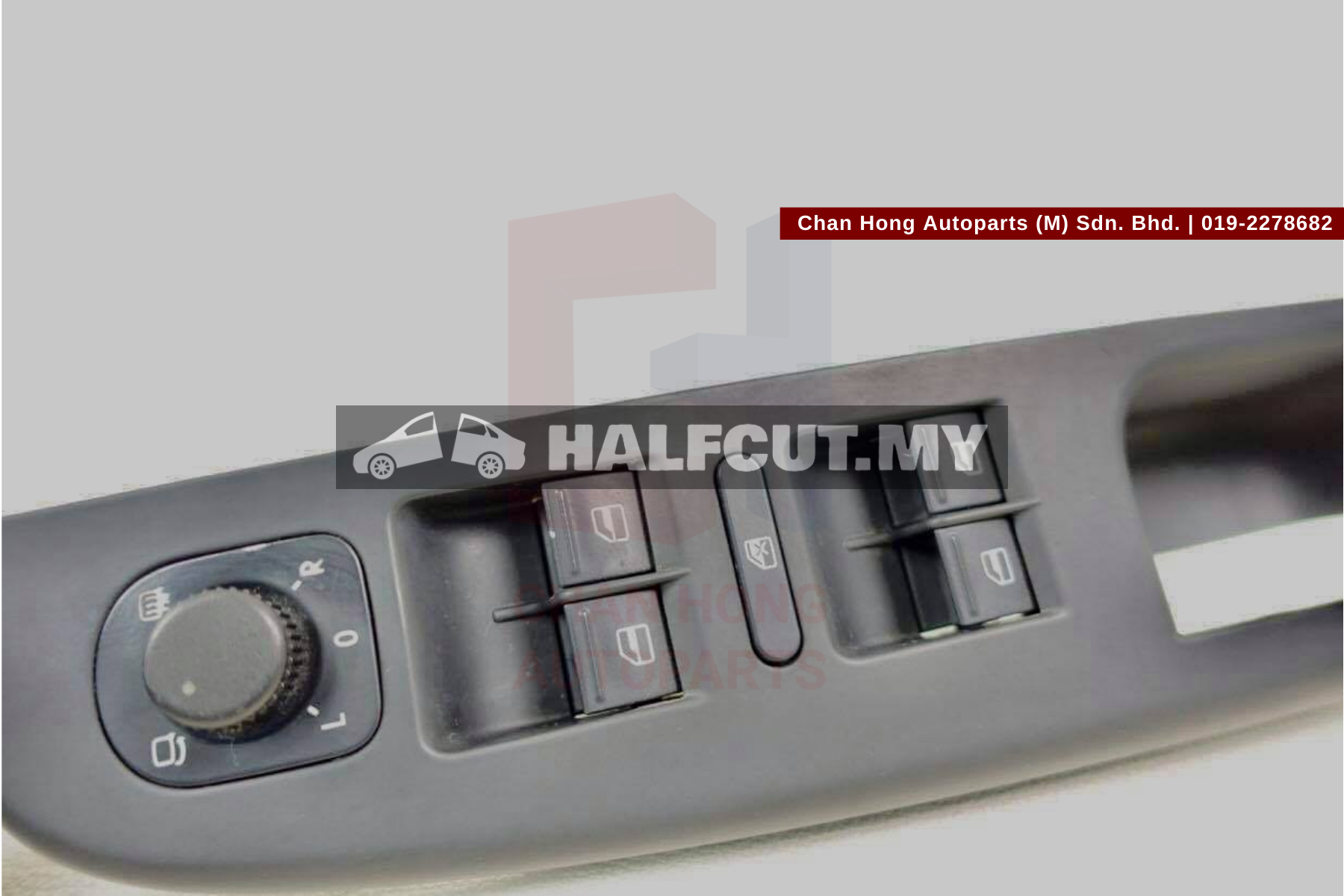 VW Golf/ Jetta MK5 Inner Driver Door Handle