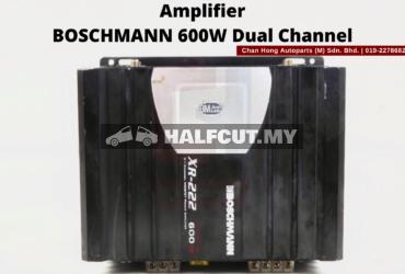 Amplifier BOSCHMANN 600W Dual Channel