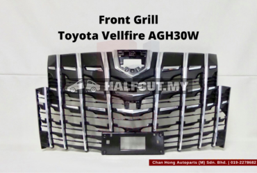 Front Grill Toyota Vellfire AGH30W