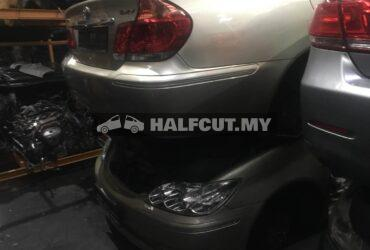 TOYOTA CAMRY ACV30 2.0CC FRONT CUT AND REAR CUT