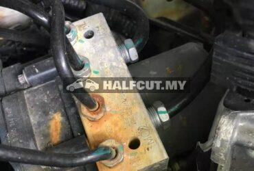 PROTON X70 TURBO FRONT CUT AND REAR CUT