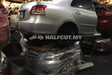 VIOS NCP93 MT CKD FRONT CUT AND REAR CUT