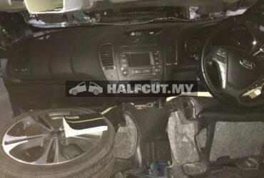 KIA CERATO K3 1.6 (G4FG) FRONT CUT AND REAR CUT