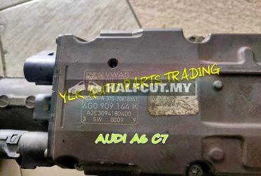 AUDI A6 C7 ELECTRIC STEERING RACK