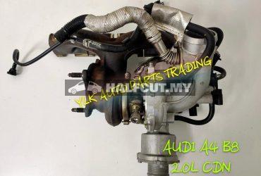 AUDI A4 B8 2.0L CDN TURBO