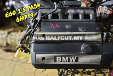 BMW E60 2.5 M54 6HP19