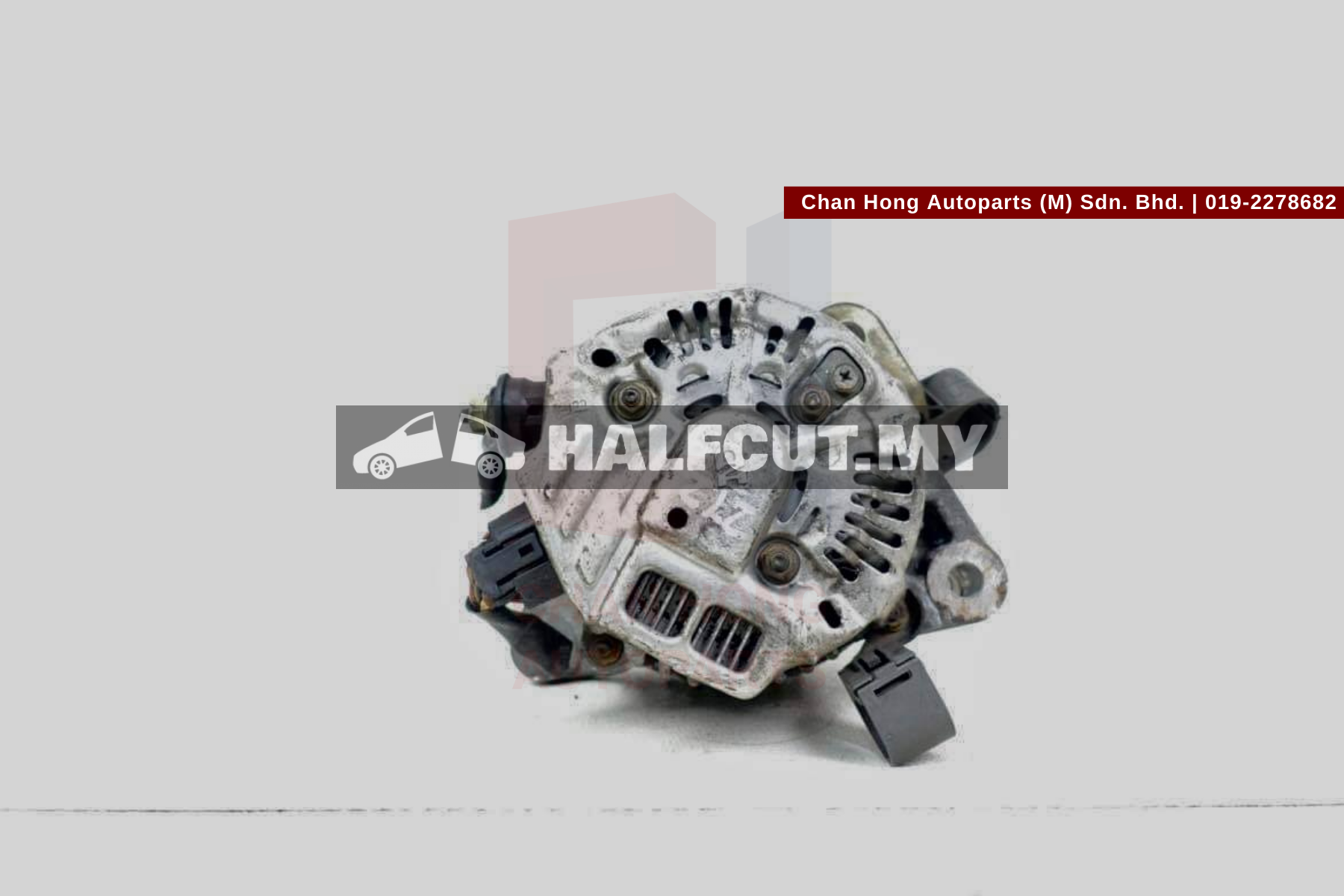 TCR11 2TZ Alternator