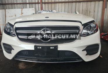 Benz w213 E class halfcut CKD