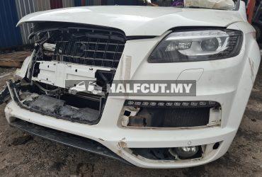 Audi Q7 halfcut CKD