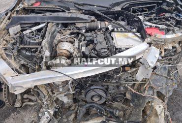 Benz GLC w253 halfcut CKD